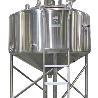 Tanks (Vertical Cylinder, Stainless Steel)